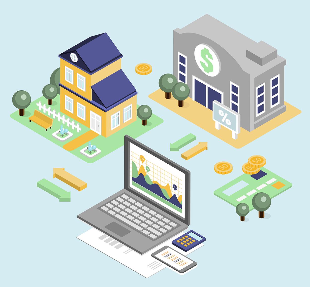 Laat jouw vermogen renderen met een verhuur hypotheek